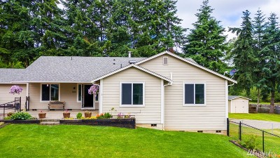 Centralia Single Family Home For Sale: 1105 Crosby Ave