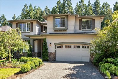 Sammamish Single Family Home For Sale: 24349 NE 8th Place