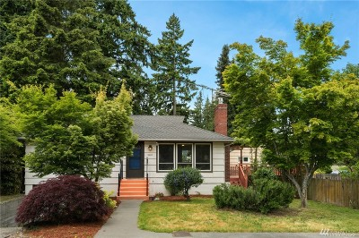 Shoreline Single Family Home For Sale: 16165 Stone Ave N