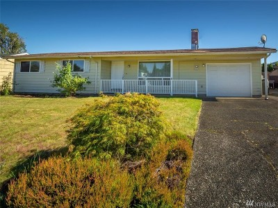 Grays Harbor County Single Family Home For Sale: 315 Holly Lane