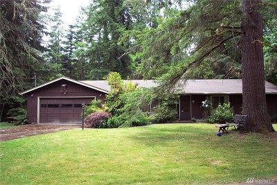 Olympia Single Family Home For Sale: 4025 Delphi Rd SW