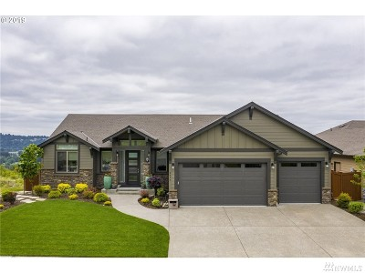 Bonney Lake Single Family Home For Sale: 9924 176th Ave E