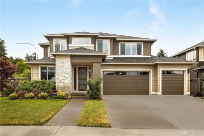 Federal Way Single Family Home For Sale: 821 SW 315th Place