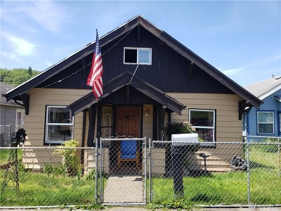 Single Family Home For Sale: 1311 Lincoln St