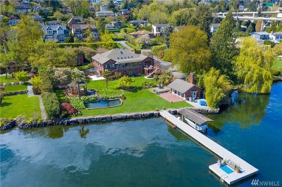 Seattle Single Family Home For Sale: 1500 Lakeside Ave S