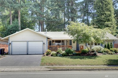 Kirkland Single Family Home For Sale: 14120 117th Place NE