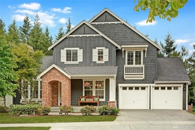Snoqualmie Single Family Home For Sale: 6618 Azalea Wy SE