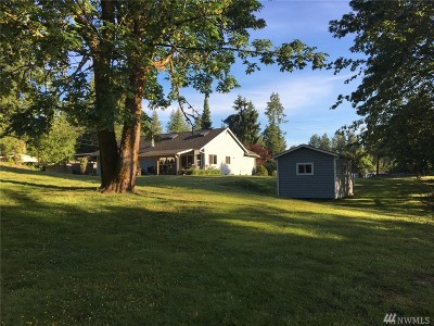 Snohomish Single Family Home For Sale: 13920 Three Lakes Rd