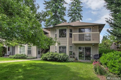 Snohomish Condo/Townhouse For Sale: 305 9th St #8