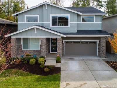 Issaquah Single Family Home For Sale: 4980 233rd Ave SE