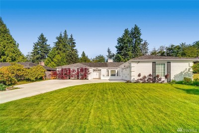 Everett Single Family Home For Sale: 4827 Glenhaven Dr
