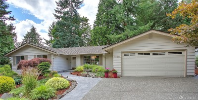 Renton Single Family Home For Sale: 17311 156th Ave SE
