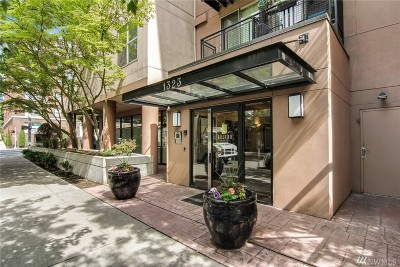 Seattle Condo/Townhouse For Sale: 1323 Boren Ave #403