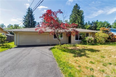 Everett Single Family Home For Sale: 512 100th Place SE