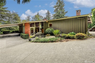 Seattle Single Family Home For Sale: 2916 26th Ave W