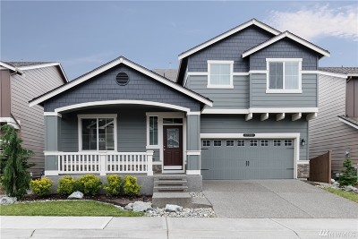 Renton Single Family Home For Sale: 17741 SE 188th Place