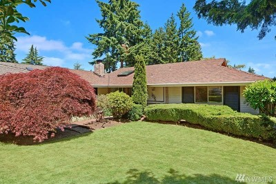 Bellevue Single Family Home For Sale: 1912 164th Ave NE