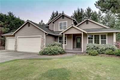 Olympia Single Family Home For Sale: 6909 60th Ct NE