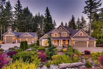 Marysville Single Family Home For Sale: 12225 3rd Ave NE