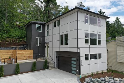 Single Family Home For Sale: 6338 22nd Ave SW