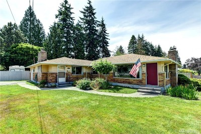 Lynnwood Single Family Home For Sale: 6812 190th St SW