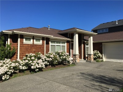 Bellevue Single Family Home For Sale: 6230 167th Ave SE