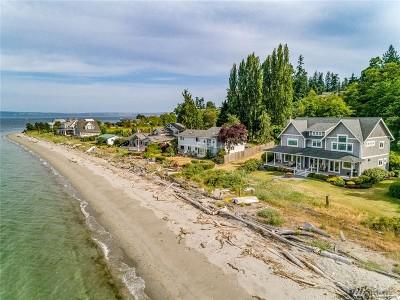 Kingston Single Family Home For Sale: 12906 NE Beach Cove Lane