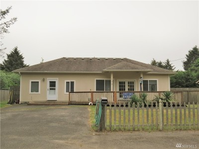 Grays Harbor County Single Family Home For Sale: 173 Taurus Blvd SW