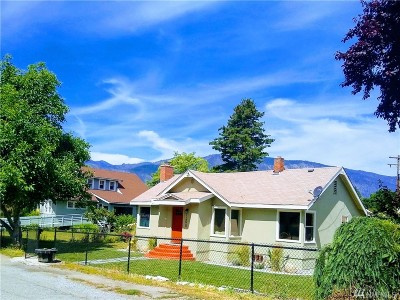 Chelan County Single Family Home For Sale: 158 McLaren Ave