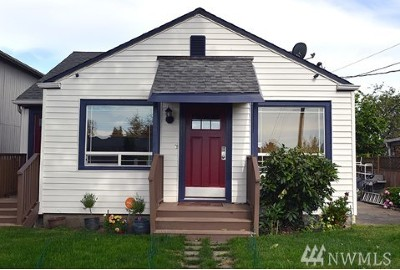 Seattle Single Family Home For Sale: 10204 20th Ave SW