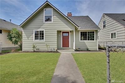 Auburn Single Family Home For Sale: 711 8th St SE