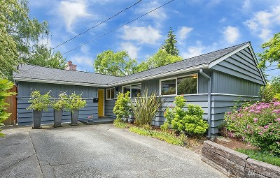 King County Single Family Home For Sale: 2923 SW 116th St