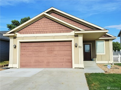 Moses Lake Single Family Home For Sale: 1300 W Marina Dr #29