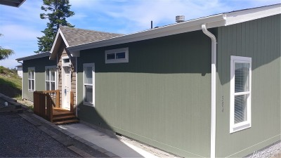 Coupeville Single Family Home Pending Inspection: 304 NE Haller St