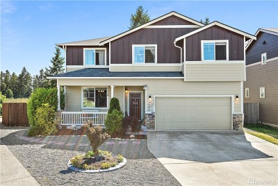 Yelm Single Family Home For Sale: 15506 Chad Dr SE