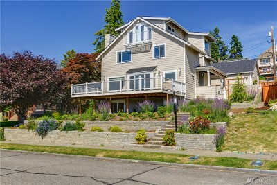 Bellingham Single Family Home For Sale: 911 15th St