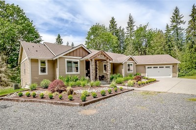 Arlington Single Family Home For Sale: 13724 Deer Mountain Rd