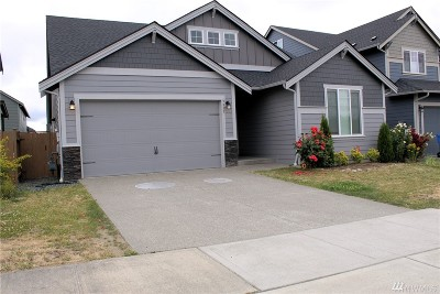 Yelm Single Family Home For Sale: 9977 Dain St SE
