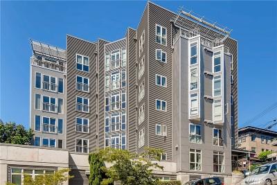 Condo/Townhouse For Sale: 103 Bellevue Ave E #409
