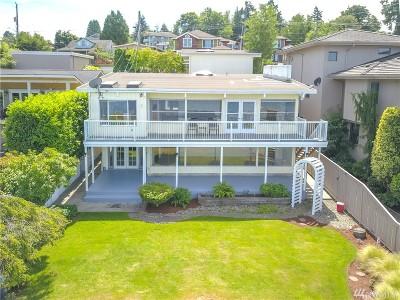 Seattle Single Family Home For Sale: 11008 Rainier Ave S