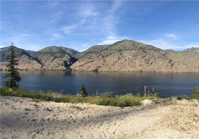Chelan, Chelan Falls, Entiat, Manson, Brewster, Bridgeport, Orondo Residential Lots & Land For Sale: 17911 S Lakeshore Rd