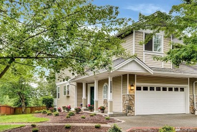 Bothell Single Family Home For Sale: 13023 NE 182nd Place #A