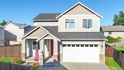 Bonney Lake Single Family Home For Sale: 17827 116th St Ct E