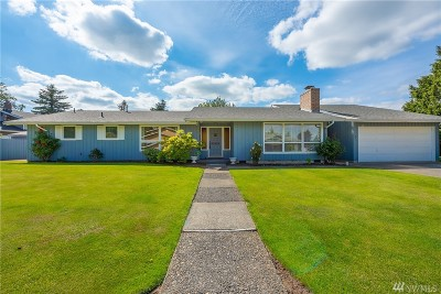 Lynden Single Family Home Pending Inspection: 831 Garden Dr