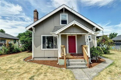 Tacoma Single Family Home For Sale: 6826 Lawrence St