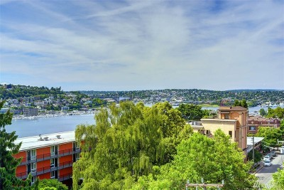 Seattle Condo/Townhouse For Sale: 714 Bellevue Ave E #701