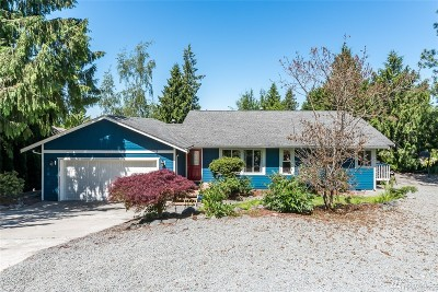Skagit County Single Family Home Pending: 2401 Crosby Dr