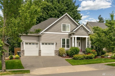 Tumwater Single Family Home Pending: 1700 52nd Ave SE