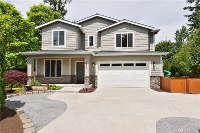 Kirkland Single Family Home For Sale: 8912 NE 134th St