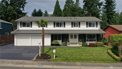 Federal Way Single Family Home For Sale: 31603 37th Ave SW
